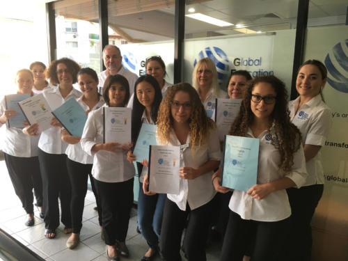 Global Education Academy Team